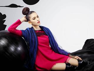 深圳HQ Pattein-图案品牌女装2014春夏新品发布会