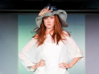 俄罗斯欧亚时装周设计师Anna Led 2009春夏作品发布