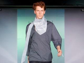 俄罗斯欧亚时装周设计师Kim Bakker 2009春夏作品发布