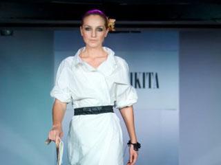 俄罗斯欧亚时装周设计师Nikita Baranov 2009春夏作品发布