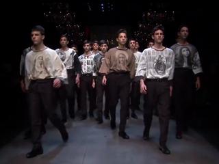 视频:2014Dolce&Gabbana时装发布会
