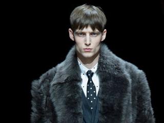 视频:Dior Homme男装2014秋冬发布