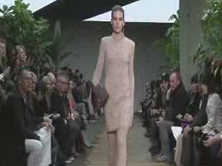 celine思琳2014秋冬巴黎时装周女装发布秀