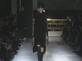 Rick Owens瑞克·欧文斯 2014 秋冬巴黎时装周女装发布秀