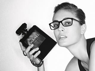 Chanel香奈儿2014春夏女装成衣广告