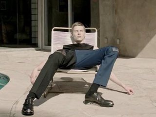 Dior Homme2014男装系列广告