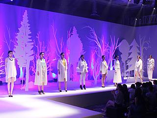 尚艾诗3s女装 2014冬季新品发布会
