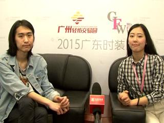 2015广东时装周(春季)专访设计师品牌JohnLin创始人林延文先生