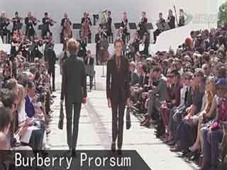 2016 伦敦春夏 Burberry