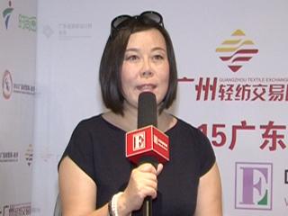 2015广东时装周秋季专访凡释设计总监张馨匀