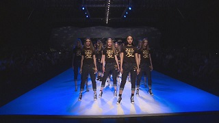 DSFEMER2015AW Fashion Show蒂斯夫2015秋冬时装发布会