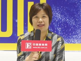 2015CHIC秋季专访浙江泡泡噜服饰董事长周志宏