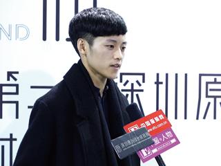 【中服人物】深圳原创设计时装周-汪林