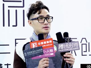 【中服人物】深圳原创设计时装周-OTTO TANG 张路路