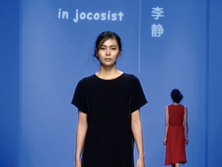 【中服人物】深圳原创设计时装周-李静-飘动的灵魂