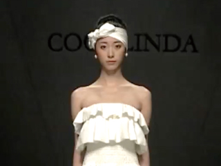 【中服人物】深圳原创设计时装周-LINDA-徙梦