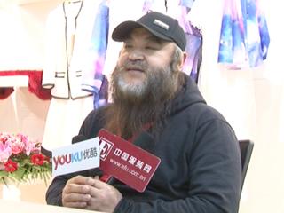 舒朗集团吴健民低调行走CHIC