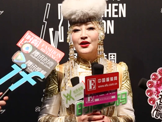 2016深圳时装周 | 卡诗米·娅Cashmere Song:这一场花马生涯