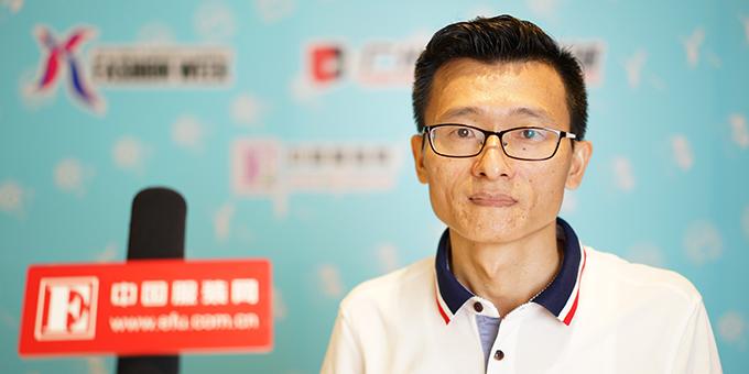 [2016广东大学生时装周]香港服务学院教学部主任古福昌