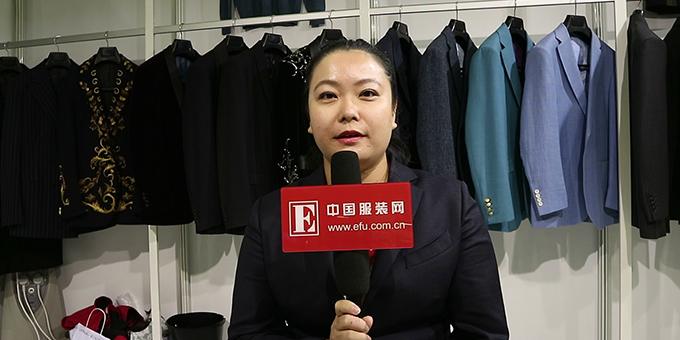 专访雅派朗迪(北京)科技发展股份有限公司外贸部经理白璐