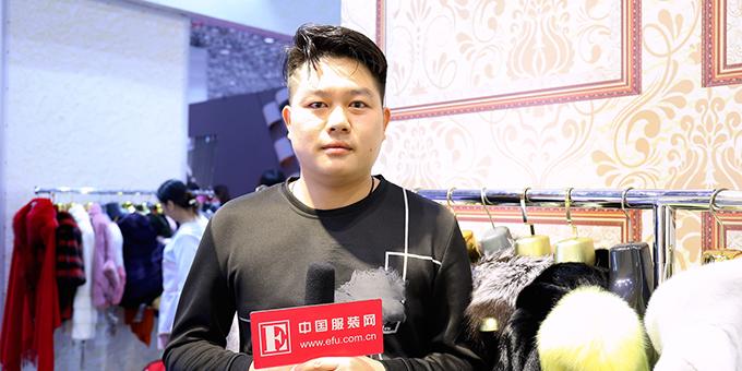 虎门服交会:皇室夫人设计师曹桂军专访