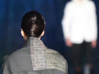 首尔时装周09/10秋冬系列·设计师CHANG KWANG HYO作品发布
