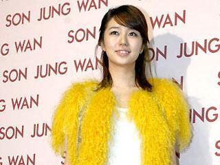 首尔时装周09/10秋冬系列·设计师SON JUNG WAN作品发布