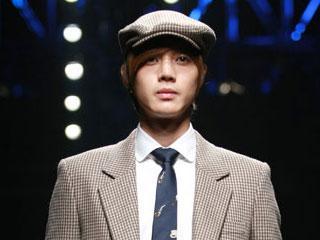 首尔时装周09/10秋冬系列·设计师HAN SANG HYUK作品发布