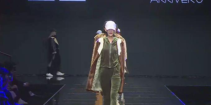 2018江南国际时装周:韩国联合发布秀
