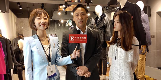 2018江南国际时装周:专访韩国时尚设计中心社长李真一