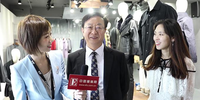 2018江南国际时装周:专访釜山设计中心财团法人李政昊
