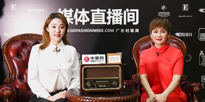 专访专访广州银轩服饰设计总监 刘家兆