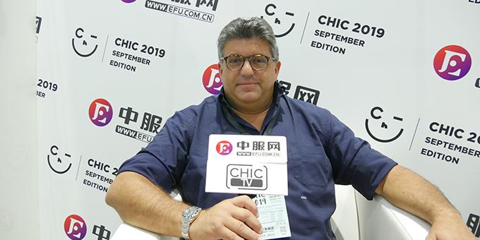 CHIC秋季:专访上海威而好贸易有限公司上海代表处Domenico Di Nuzzo