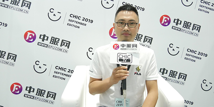 CHIC秋季:专访上海羽恩实业有限公司营销总监王洋