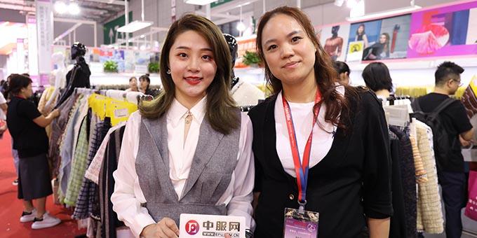 2019面辅料展:专访绍兴百丰纺织有限公司薛如意