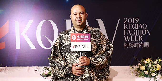 2019柯桥时尚周:专访Alex ROTIN创始人 Alex Rotin