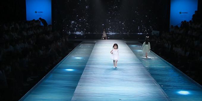 哈沐2020春夏新品发布会盛大启幕