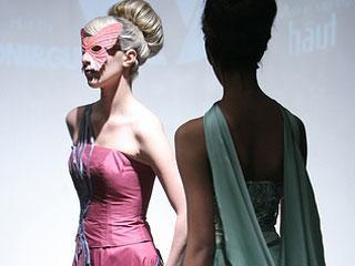温哥华国际时装周2008年11月绿色时尚发布系列专题1