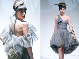 温哥华国际时装周2008年11月绿色时尚发布系列专题2
