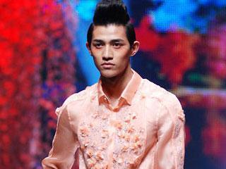 中国国际时装周2010春夏系列·SECFASHION·祁刚2010春夏高级时装发布会