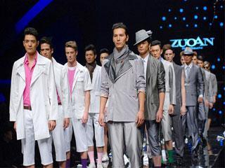 中国国际时装周2010春夏系列·末未寓言 飘荡蔚蓝星球·左岸2010春夏发布会