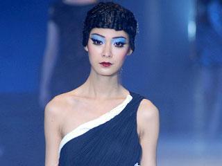 中国国际时装周2010春夏系列·禅2010·Mark Cheung Creation 2010春夏时