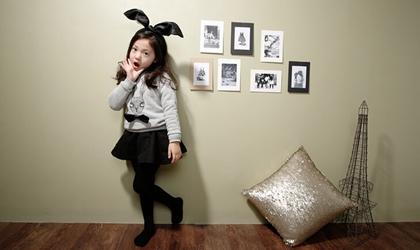 时尚童装品牌