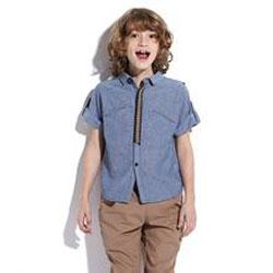 时尚童装招商加盟