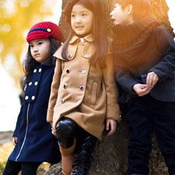 深圳时尚童装招商